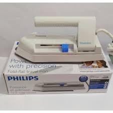 Mã 1010ELSALE hoàn 7% đơn 300K] Thanh lý bàn ủi du lịch Indonesia Philips  HD1301