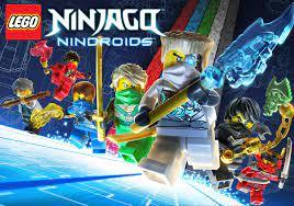 ninjago droids   Lego ninjago, Lego, Ninjago games