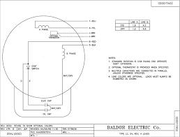 baldor motor wiring diagrams single phase throughout electric motor