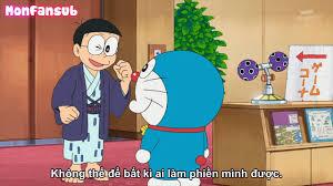 Mèo Mập Ú Tròn Vo Tiếng Việt - Doraemon Vietsub Tập 581 - Bùa Hộ ...