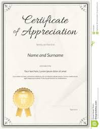 free templates for certificates of appreciation funny certificate of appreciation military bralicious co