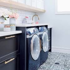 "So pretty! // Becki Owens (@beckiowens) on Instagram: ""Laundry room ..."