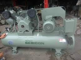 Máy bơm hơi - Hitachi 10 hp , áp 10 kg , binh 280 lít ,...