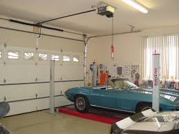 low profile garage door openerCar lift and ceiling height  CorvetteForum  Chevrolet Corvette