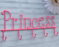 Princess Coat Rack Girls coat rack Etsy 78