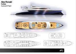 Yacht Design University Super Yacht Project By Alex Ronald At Coroflot Com