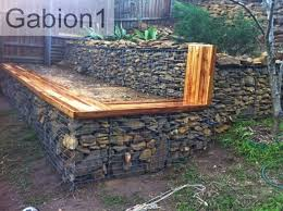 Small Picture 17 best Gabion Walls images on Pinterest Gabion retaining wall