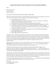 Sample Letter To Homeowners Association Best Letter Sample
