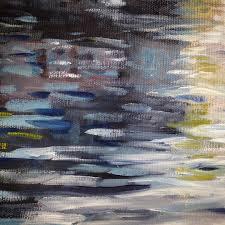 oil on canvas 116 x 59 cm
