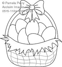 Small Picture easter basket coloring page clipart stock photography Acclaim