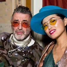 <b>New Polygon Sunglasses</b> Women Men Vintage <b>Sunglasses Clear</b> ...