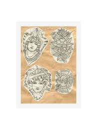 Tattoo Scrapbook By Rich Hardy