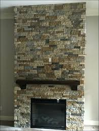 fake stone fireplace full size of home depot stacked stone fireplace stone faux brick wall faux
