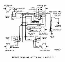 windowscar wiring diagram page 2 windows wiring of 1957 58 general motors all model