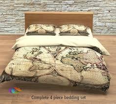 antique duvet covers vintage duvet covers nz vintage duvet covers king size vintage map bedding vintage