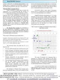 5k Ohm Thermistor Chart Ntc Thermistor Theory Table Of Contents Pdf Free Download