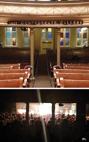 Ryman Seating Chart Obstructed View Nashville Megans Moments