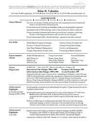 Project Manager Sample Resume Elegant 266 Best Resume Examples ...