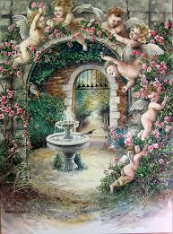 angel garden. Angel Garden D