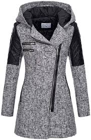 MRULIC <b>Coat</b> 2018 2019 <b>Elegant Women's Winter</b> Lapel Wool <b>Coat</b> ...