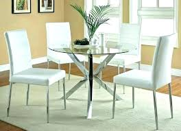 small glass dining room sets round table and 2 chairs set bench glass dining table round glass breakfast tables round glass dining table