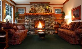 For Living Rooms With Fireplaces Home Selah Inn