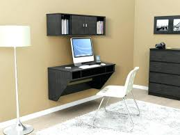 wall mounted computer desk ikea large size of desk workstation fold down desk attached to mounted