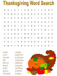 Thanksgiving Mazes Word Search Games Reflections Of Pop