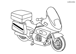 Collection of motorcycle sheets for color. Motorcycles Coloring Pages Free Printable Motorcycle Coloring Sheets