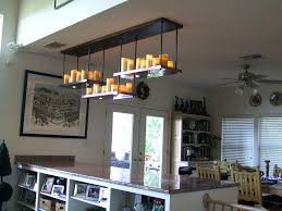 wood candle chandelier wood candle chandelier rustic candle chandelier electric dining light pillar led lights no