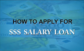 How To Apply For Sss Salary Loan Sss Answers