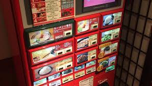 Buy Ramen Vending Machine Stunning Ichiran