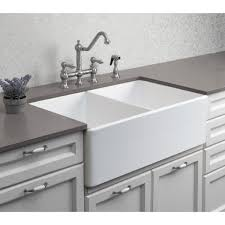 butler sink novi double bowl french farmhouse kitchen sink