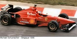 Ferrari F310 Stats F1