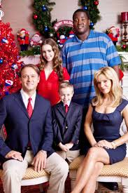 true behind the scenes facts from the blind side sports retriever christmas card