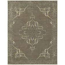 antiquity dark gray 10 ft x 12 ft area rug