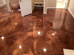 build a strong concrete foundation with floor coatings