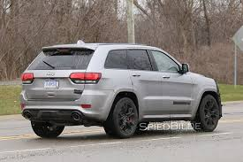 2018 jeep grand cherokee srt. exellent 2018 2018 jeep grand cherokee trailhawk hellcat 2 for srt t