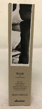 Mask With Vibrachrom Color Chart Davines Mask W Vibrachrom Hair Color Conditioning Cream Ash