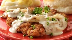 country fried steaks recipe