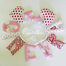 Camerette rosa: cameretta battistella bianca rosa ed effetto legno