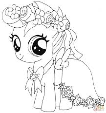 Small Picture Coloring Pages Princess Luna Coloring Pages Bratz Coloring Pages