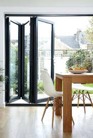 folding glass patio door exterior glass door exterior wood doors black framed glass patio door modern folding glass patio door doors
