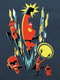 incredibles 2 poster. Interesting Incredibles Incredibles 2 By Eric Tan Inside Poster P