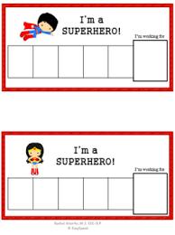 Token Reward System Chart Superhero Token Reward System