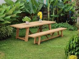 teak outdoor furniture dankee set