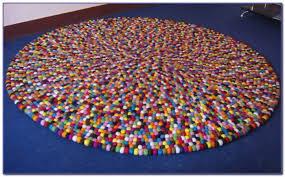 felted wool rugs uk