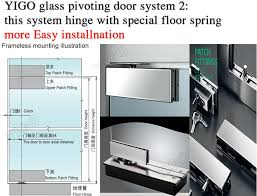fireplace glass doors glass door hinges