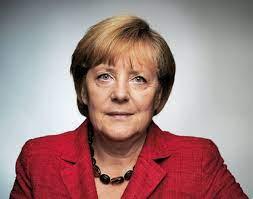 Angela Merkel, leider van de vrije wereld