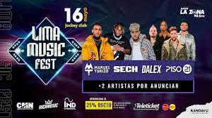 Wind creek steel stage performers. Lima Music Fest 2020 Limaeasy Peru Event Entertainment Calendar